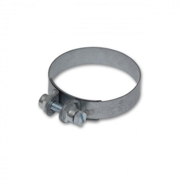 Spannbackenschelle mit 53 - 54 mm Spannbereich, 12 mm Bandbreite, W1, DIN 3017-2